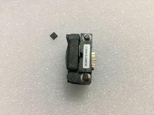Presa per test ic di Plastronics 28QN50TS14040 QFN28 DFN58 0.5mm Passo 4x4mm burn in socket
