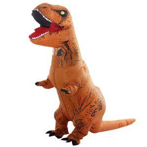 Gonflable Costumes De Dinosaure pour adulte T-Rex Dinosaure Halloween Costume gonflable costume de fête