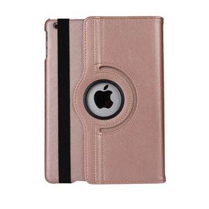 iPad Air 1 2 Coque 360 회전 스탠드 플립 iPad iPad 234 용 스마트 PU 가죽 케이스 덮개 iPad 필름 + 펜용 케이스