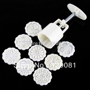 50 75 100 125 moon cake mold flower-shaped 8 hand moon cake mould model square circle