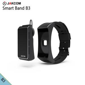 Venta caliente del reloj inteligente JAKCOM B3 en dispositivos inteligentes como el teléfono con cámara y el teléfono inteligente con cámara espía