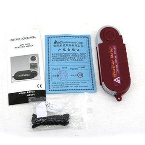 AZ8910 Anemometer Wetter Instrument / Temperatur und Luftfeuchtigkeit Meter / Atmosphärendruck Tester / Detektor Höhe, Heat Index Tester