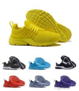 Prestos 5 Scarpe da corsa Presto Ultra BR QS Giallo Rosa Nero Oreo Outdoor Sport Jogging Sneakers