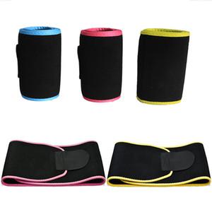Neopreno cinturón de cintura de la cintura Sweat Trainer Trimmer cinturón corporal Reductora Hombres Mujeres Fajas entrenamiento Enhancer