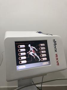 Venda direta do fabricante top portátil terapia por ondas de choque extracorpórea equipamentos de terapia por ondas de choque para tratamentos de ED