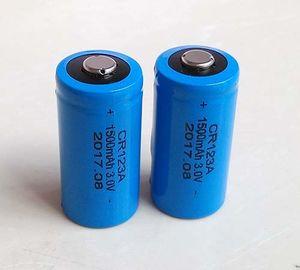 3V CR123A CR17345 DL123A PL123A Fotocamera 123A Batterie per foto Batteria al litio 100% nuovo