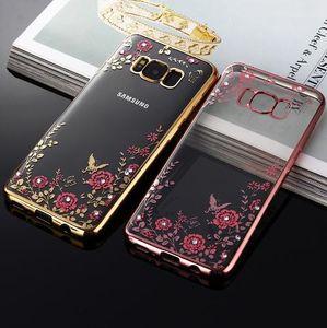 Coque Arrière Coque TPU Luxe Pour Samsung Galaxy S9 Plus S8 S7 Edge S6 A3 A5 A7 2016 J3 J5 J7 J730 Pro 2017 A8 Plus 2018