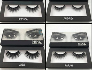 False Eyelashes Eyelash Extensions Mink edition Fake Lashes Voluminous Fake Eyelashes For Eye Lashes H D beauty