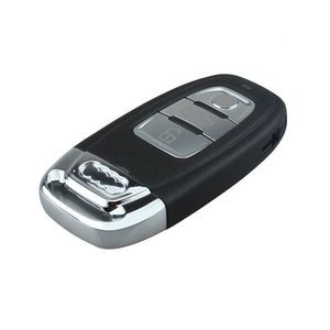 3Button Smart Remote Key Shell Replacement For Car Audi A4L A6L A5 Q5 Key Shell Insert Small Key