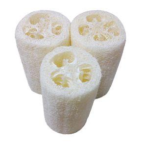 2017 produtos de banho de qualidade superior novo bucha esponja purificador de banho corpo chuveiro bucha natural quente 523