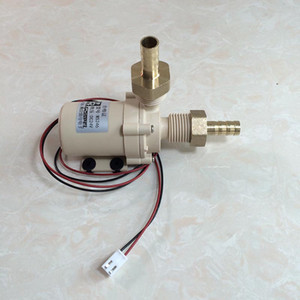 24V brushless DC water pump, heat water circulating booster pump,brew beer pump for heat water.
