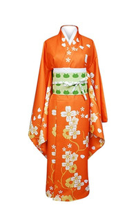 Danganronpa 2 Hiyoko Saionji Kimono Costume Cosplay