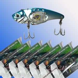 LED Fischköder LED beleuchtete Köder Neue blinkende LED-Blitzlicht Fischköder Deepwater Crank Bass Pike Casting