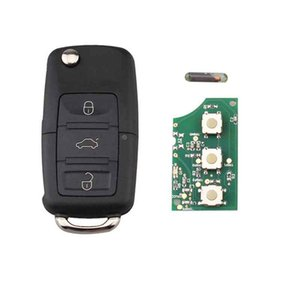 3Buttons Remote Car Key Fob For SEAT Altea Ibiza Leon Toledo For SEAT 1J0 959 753 DA 434Mhz Car key HU66 Blade