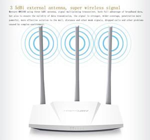 Меркурий MW310R wifi маршрутизатор 300 Мбит скорость передачи данных три 5dBi внешней фиксированной всенаправленной антенны