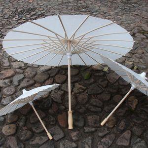 DIY Kağıt Şemsiye Gelin Düğün Kağıt Şemsiye Asılı Süsler Için El Yapımı Çin Mini Çizim Zanaat Şemsiye WX9-537