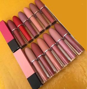 메이크업 12 색 매트 립 글로스 입술 광택 액체 립스틱 자연 긴 방수 립글로스 화장품 지속