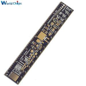 """1 x PCB Ruler v2 - 6 """"Unités de conditionnement de PCB pour les ingénieurs électroniques Arduino"""