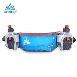 AONIJIE Laufen Hüfttasche mit 170ML Wasserkocher Outdoor Sports Wandern Racing Gym Fitness Leichte Trinkblase Wasserflasche