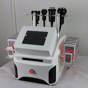 Ультразвук rf вакуума кавитации лазера lipo RF нового прибытия 2018 мультиполярный уменьшая машину с CE