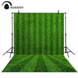 Atacado photocall foto fundo campo de futebol verde abstrato natureza ao ar livre turf crianças atividade fotografia backdrops