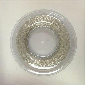 Фирменные теннисные струны серая катушка 1.35mm KELIST нейлоновая монофиламентная теннисная струна