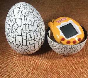 Conchas de ovos Retro Jogo Brinquedos Animais de Estimação Em Um Brinquedo Engraçado pet Vintage Virtual Animais de Estimação Brinquedo Tamagotchi Digital Pet Criança Jogo Crianças DHL Frete Grátis