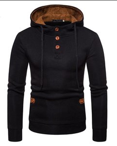2018 new Hot sale Mens Hoodies and Sweatshirts autumn winter casual with a hood sport jacket men's hoodies