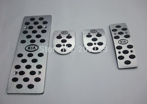 Free shipping 2010 2011 2012 2013 Kia RIO sedan hatchback K2 Soul FORTE MT accelerator pedal brake pedals