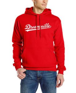 남성 Dreamville J. COLE 스웨터 가을 겨울 후드 힙합 캐주얼 풀오버 탑 의류 무료 배송