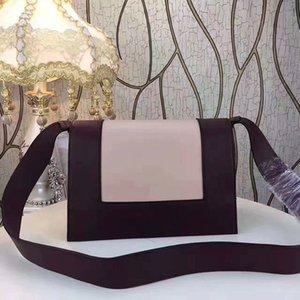Entwerferhandtaschenqualitäts 2018 echtes Lederkurierbeutel für Frauen neue Ankunft fahsion Umhängetaschen geben Verschiffen frei
