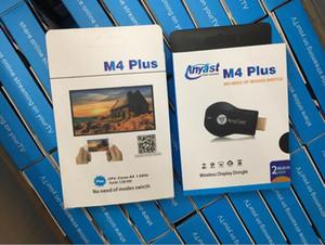 AnyCast M2 / M3 / M4 plus Wifi iPush Anzeige Fernsehdongle Empfänger 1080P Luftbild DLNA Airplay Miracast HDMI androider iOS Fernsehstock für HDTV