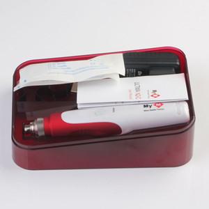 Electric Auto Stamp Derma Pen Microneedle Roller equipo de belleza facial, Micro Needle Therapy Dr Pen Skin Care