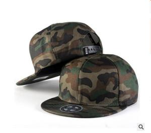 Ombro masculino Retro Neutro Esportes Ao Ar Livre de Lazer Unisex gorras de hombre camuflagem camuflagem chapéu militar do exército chapéu dos homens cap
