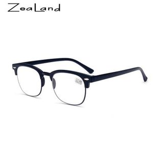 zealand fashion Eyewear women men lightweight Reading Glasses hot sale Eyeglasses Plastic Reader Glasses +1 1.5 2 2.5 3 3.5 4
