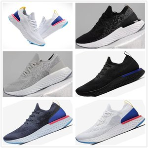 2018 Epic React Women Men Scarpe casual Instant Go Fly Breath Confortevole Sport Boost Size 5.5-11 Vendita Mens Womens Athletic Sneakers running shoes