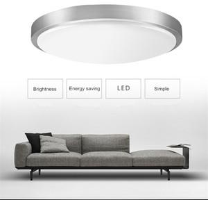Moderno Plafoniera LED Rotonda Dia21cm 12 W Superficie Montato Semplice Foyer Apparecchi Studio Sala da pranzo soggiorno Sala Corridoio Illuminazione