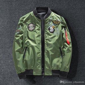 MA1 Erkekler Kış Sıcak Askeri Havadan Uçuş Taktik Bombacı Ceket Ordu Hava Kuvvetleri Fly Pilot Ceket Aviator Motosiklet Aşağı Ceket 8806