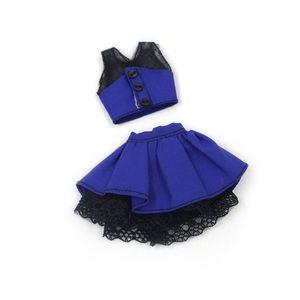 Middie Blyth Puppe Kleidung Puppe Zubehör geeignet für 20 cm mittleren Blyth Fabrik Puppe nackt