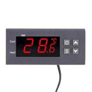 Temperatura switch controller MH1210A 12/24/110 / 220V -40 ~ 120 ° C acquario cova macchina pesce termostato elettronico digitale