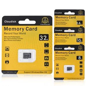 Cloudisk Hafıza Kartı 64 GB 8 GB 16 GB 32 GB Mikro SD Kartları Aşırı Pro MicroSD Kart Profesyonel 1080 P Full HD Video Çekim TF Flaş