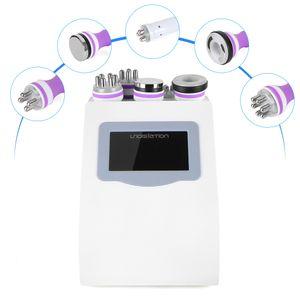 Livraison rapide Radio Fréquence RF Cavitation Multipolaire Réduction lifting visage Cellulite minceur Machine corps vide Forme système