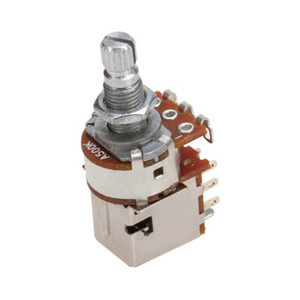 A500k Push Pull Gitarrensteuerpotentiometer / Linearpotentiometer