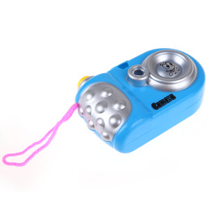 New Creative Toy Camera Baby Study Toy Kids Projection Camera Educational Toys for Children