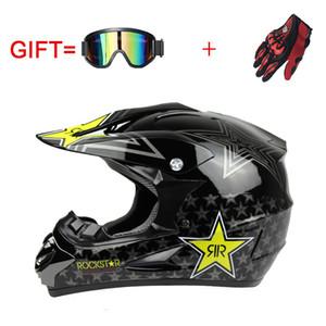 Casco profesional de la motocicleta Casco de protección de la motocicleta casco cruzado Cascos de bicicleta de descenso Sombrero de seguridad