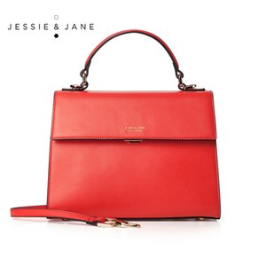 JESSIE JANE Hollywood Series Frauen Split Lederhandtasche 1262