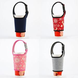 Neuartige Art-Hülsen-Wärmedämmungs-Entwurfs-kurze großzügige bügelnde Schalen-Abdeckungs-Arten bequemer praktischer Druckflaschen-Kasten 1 7tt ZZ