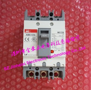 ABS63b New and original ABS 63b LS Molded case circuit breaker ABS-63B Air switch 3P 60A