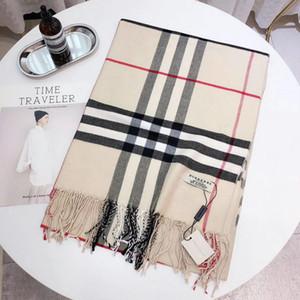 Новый женский шарф дизайн женщины кашемир Scarvers Большой размер 180x70 см длинный платок женский Wrap без коробки