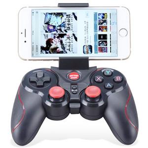 Gen Game S3 무선 블루투스 게임 패드 Android 용 iOS 스마트 폰용 조이스틱 게임 컨트롤러